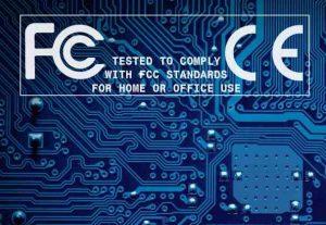 Znak FCC