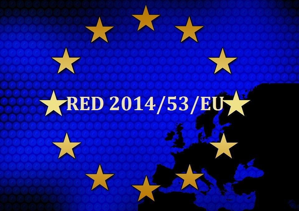 The Radio Directive 2014/53 / EU