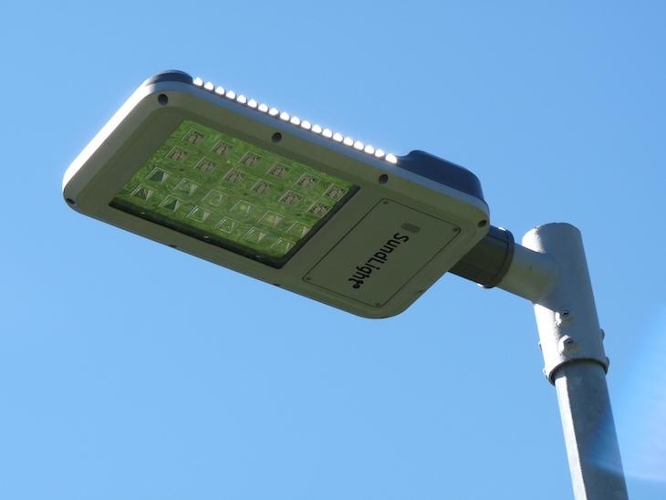LED освещение улиц