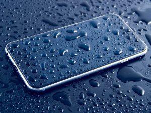 deszcz-phone